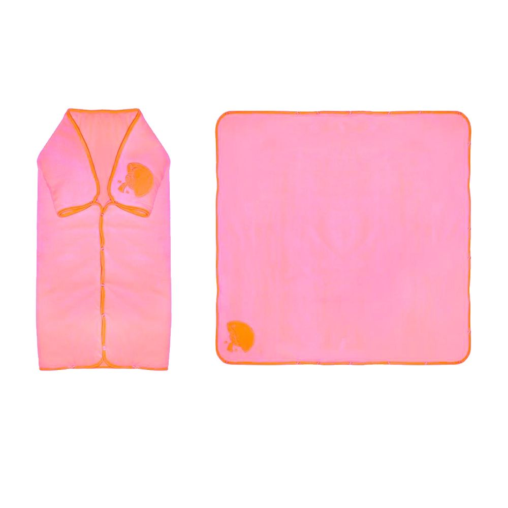 Portbebe Lorelli, 70cm, roz