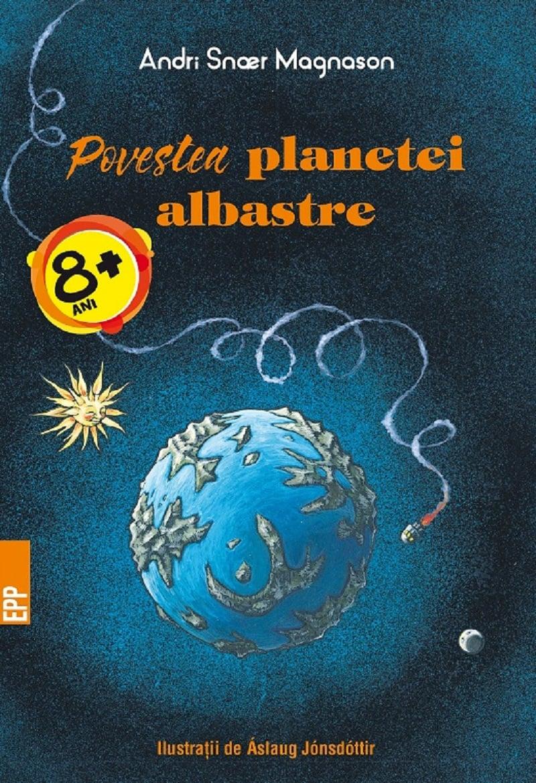 Povestea planetei albastre, Andri Snaer Magnason