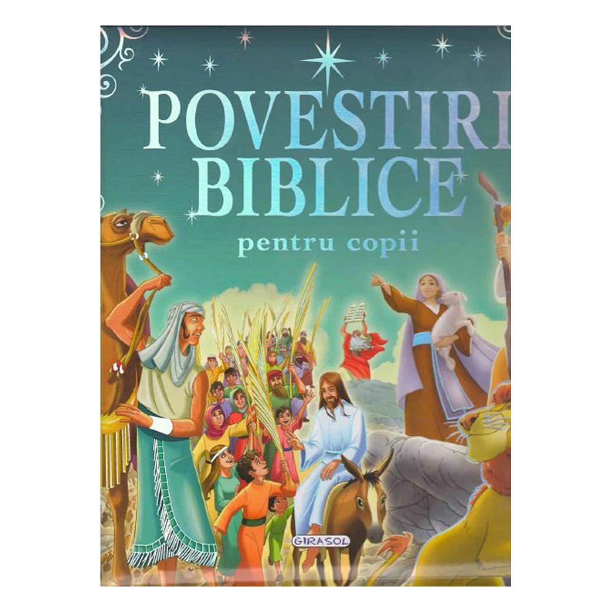 povestiri biblice pentru copii