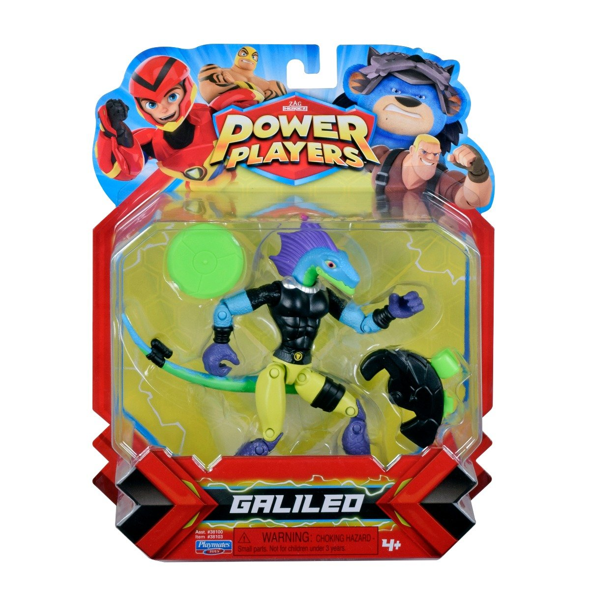 Figurina Power Players, Galileo 38103