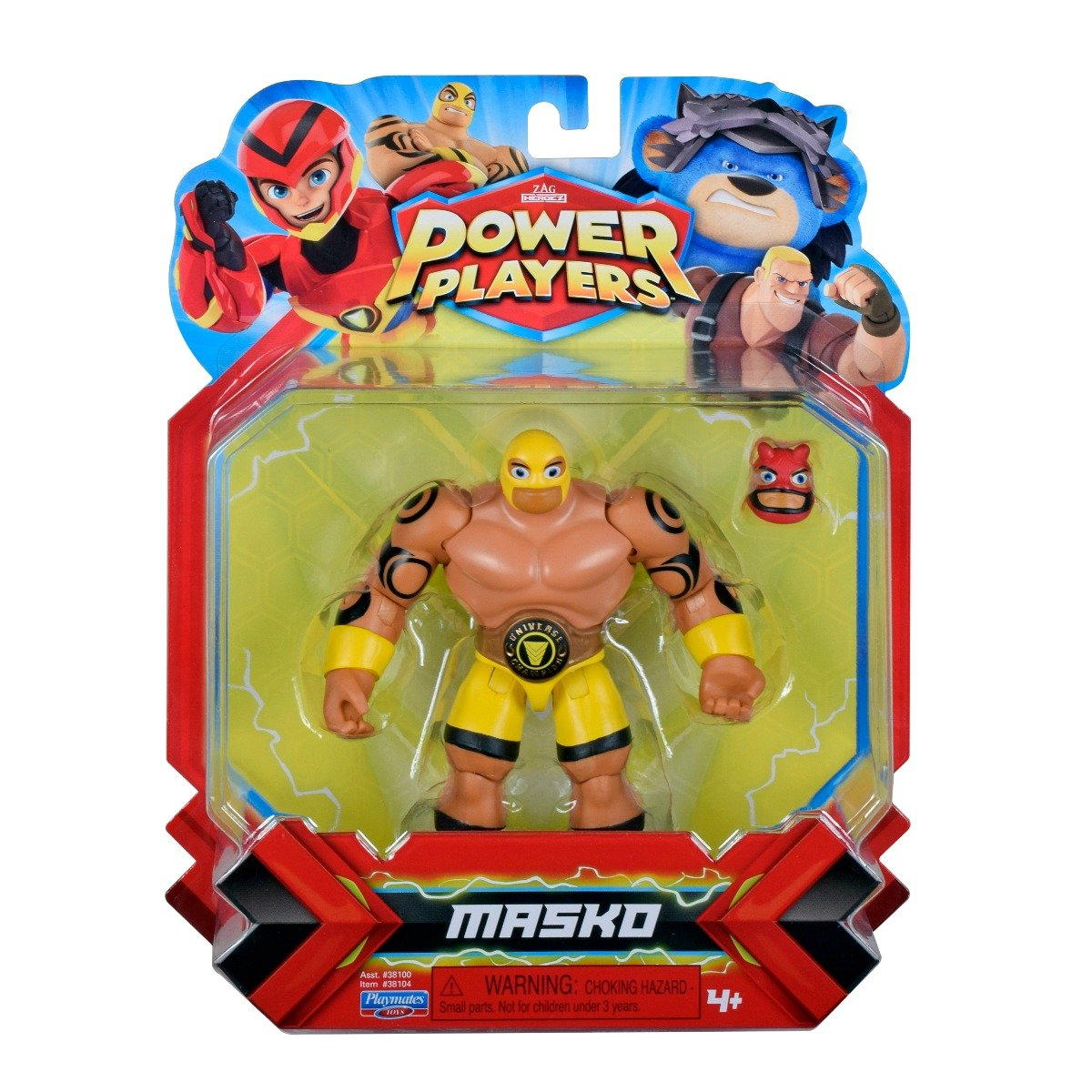 Figurina Power Players, Masko 38104