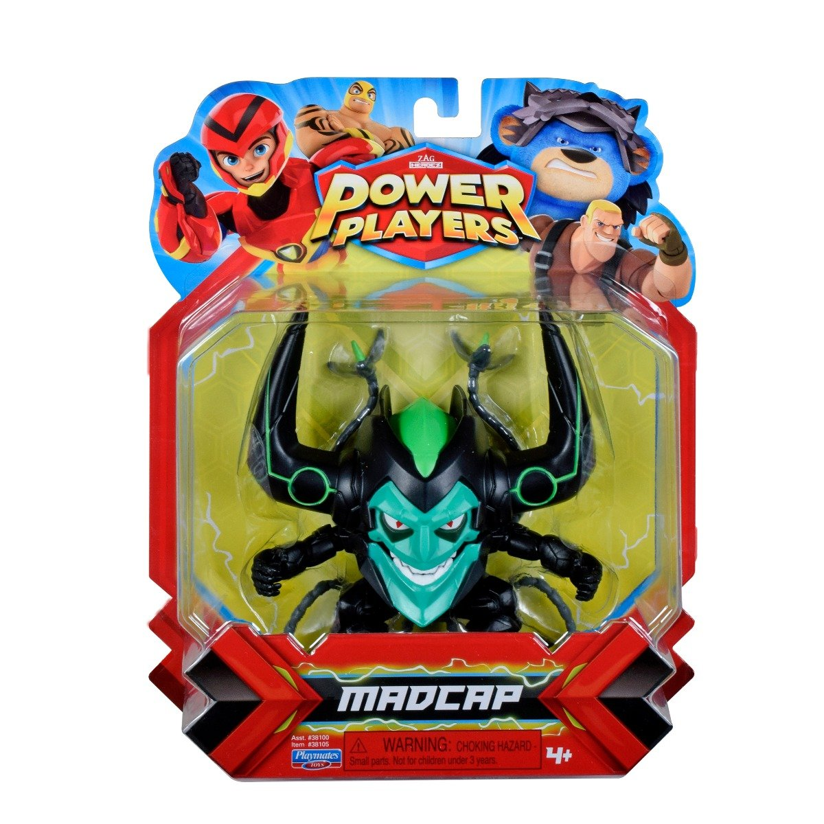 Figurina Power Players, Madcap 38105