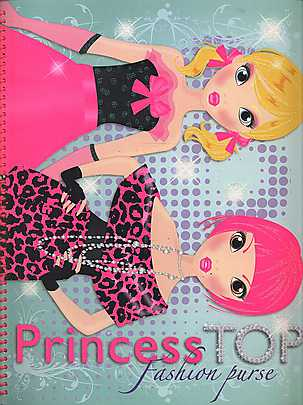 princess top- fashion purse