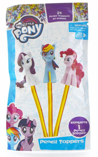 Punguta surpriza tip stampila My Little Pony S1