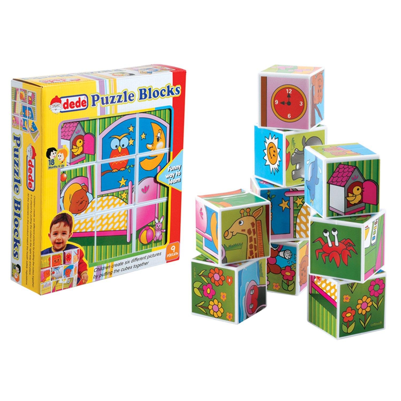 puzzle dede din 9 cuburi
