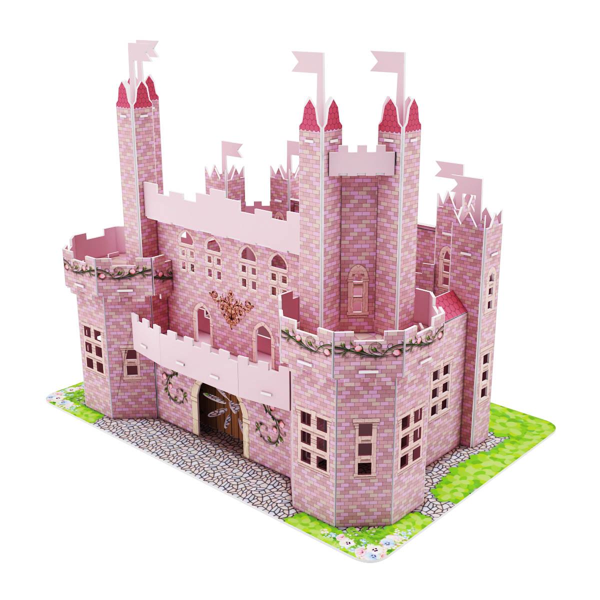 Puzzle 3D Noriel - Palatul printesei