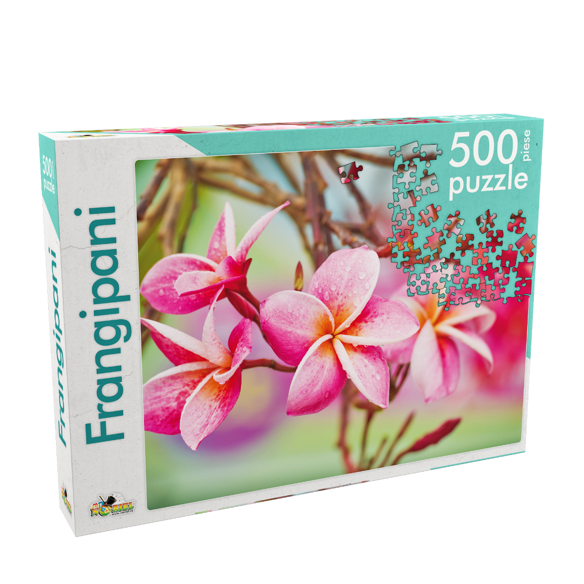 puzzle noriel 500 de piese - frangipani