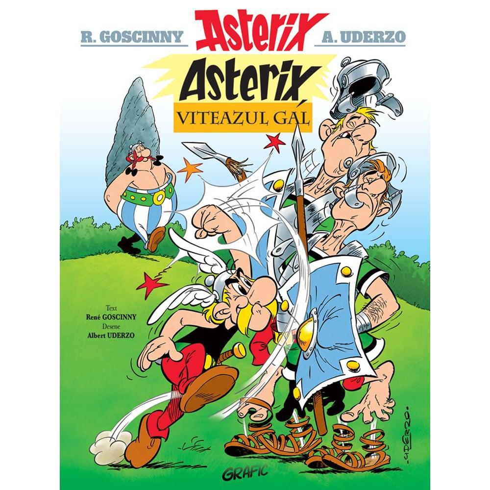 Carte Editura Arthur, Asterix 1. Asterix, viteazul gal, Rene Goscinny