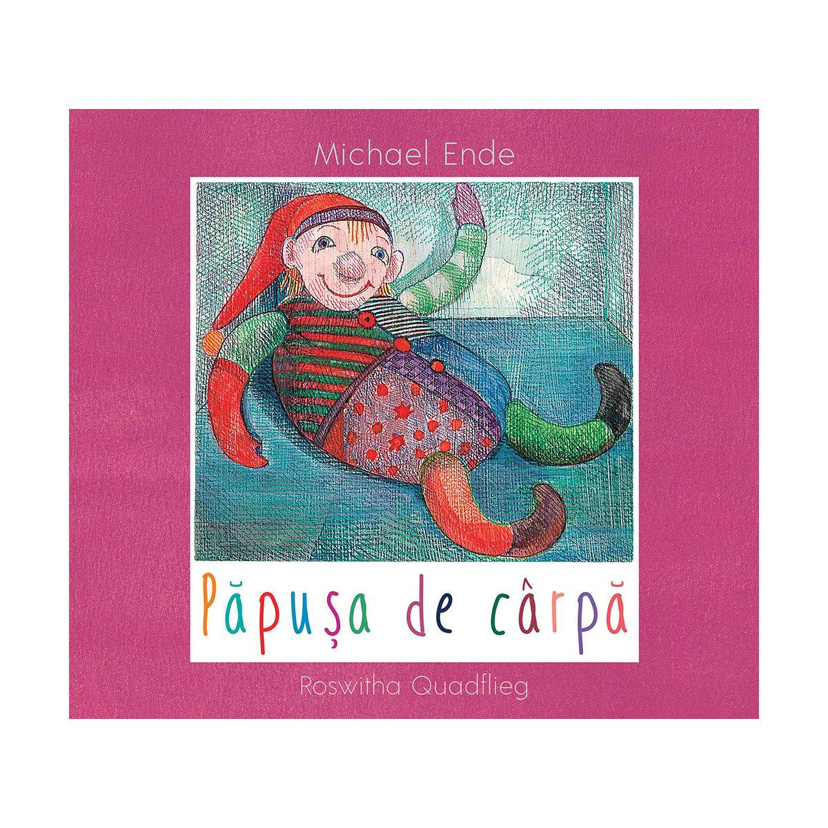 Carte Editura Arthur, Papusa de carpa imagine