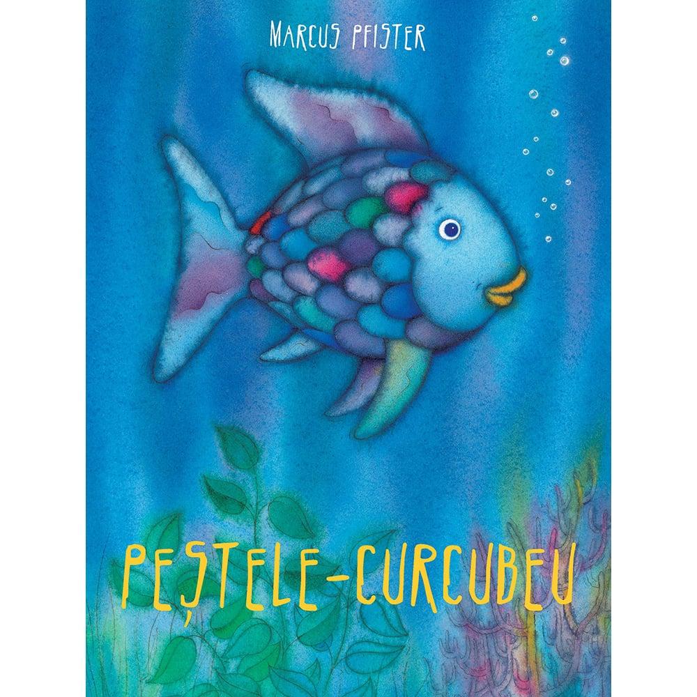 Carte Editura Arthur, Pestele-Curcubeu, Marcus Pfister