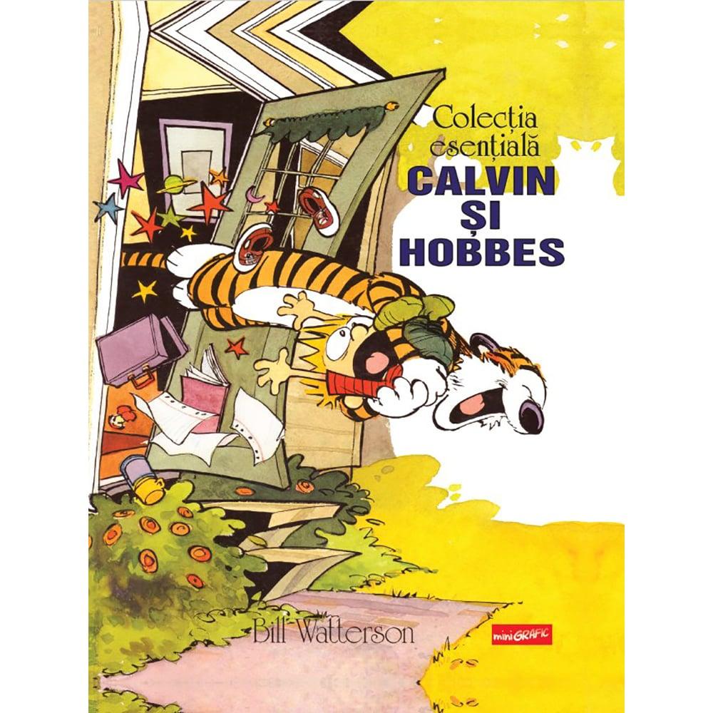 Carte Editura Arthur, Colectia esentiala Calvin si Hobbes, Bill Watterson imagine