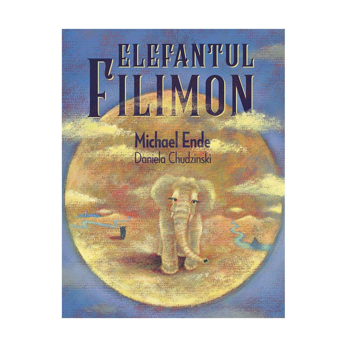 Carte Editura Arthur, Elefantul Filimon imagine