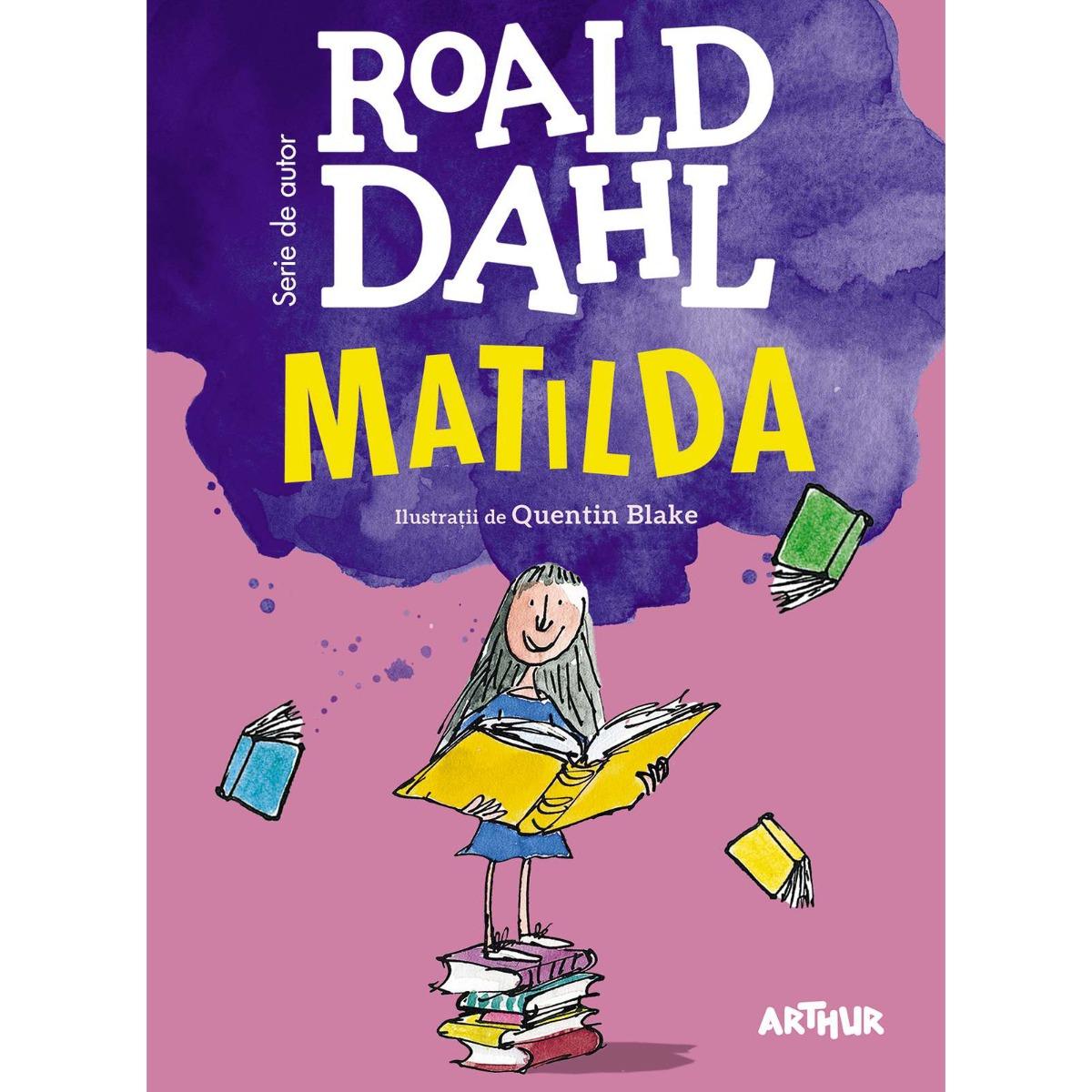 Carte Editura Arthur - Matilda, Roald Dahl