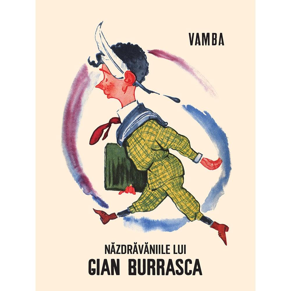 Carte Editura Arthur, Nazdravaniile lui Gian Burrasca, Vamba imagine 2021