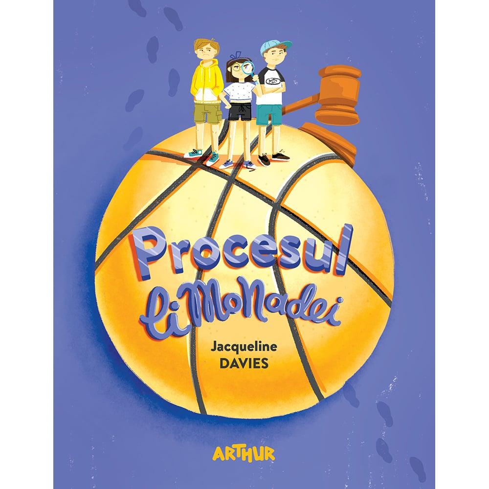 Carte Editura Arthur, Procesul Limonadei, Jacqueline Davies, editie noua