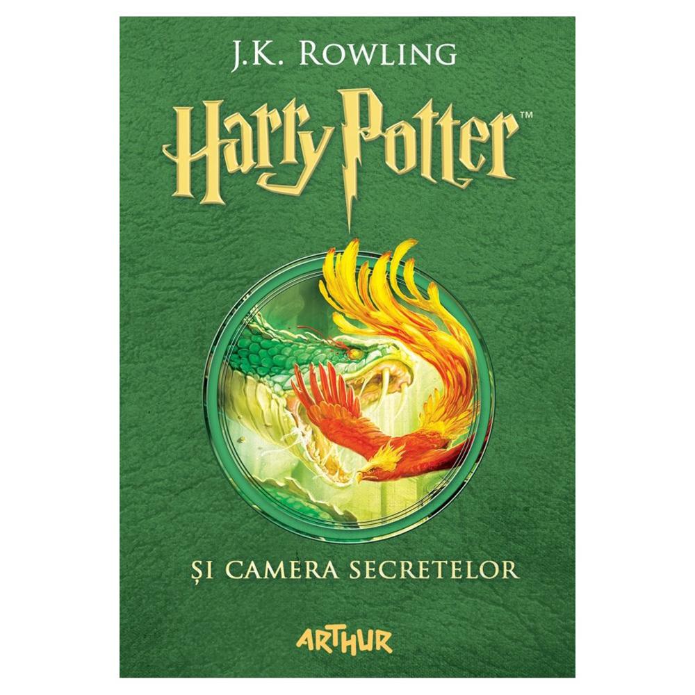 Carte Editura Arthur, Harry Potter 2 si camera secretelor, editie noua