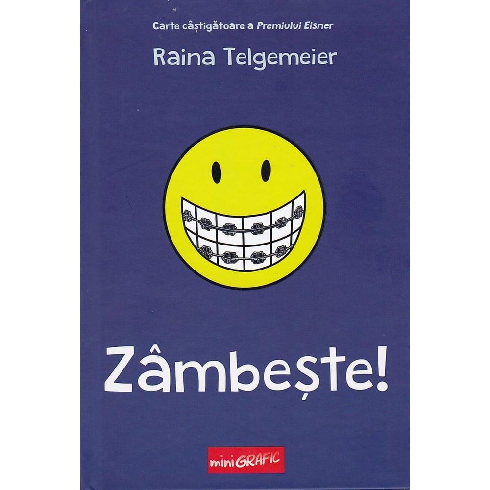 Carte Editura Arthur, Zambeste!, Raina Telgemeier
