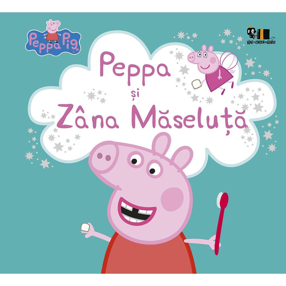 Carte Editura Arthur, Peppa Pig: Peppa si Zana Maseluta, Nelville Astley si Mark Baker