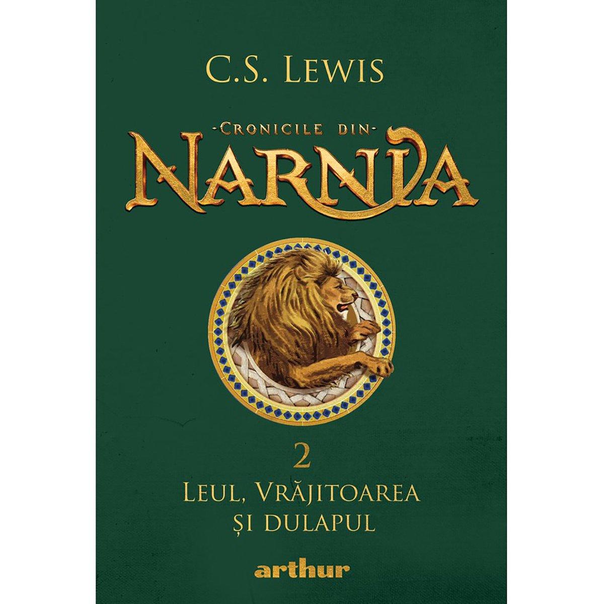 Cronicile din Narnia 2, Leul, vrajitoarea si dulapul, C.S. Lewis