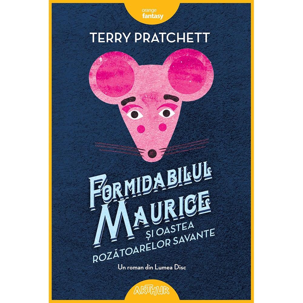 Carte Editura Arthur, Formidabilul Maurice si oastea rozatoarelor savante, Terry Pratchett