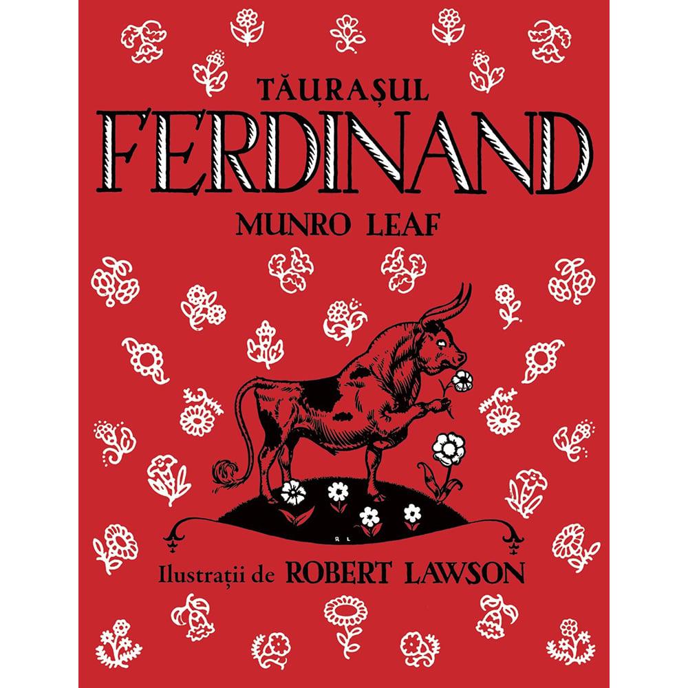 Carte Editura Arthur, Taurasul Ferdinand, Munro Leaf