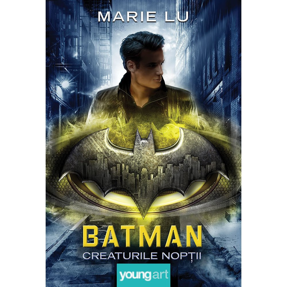 Carte Editura Arthur, Batman. Creaturile noptii, Marie Lu