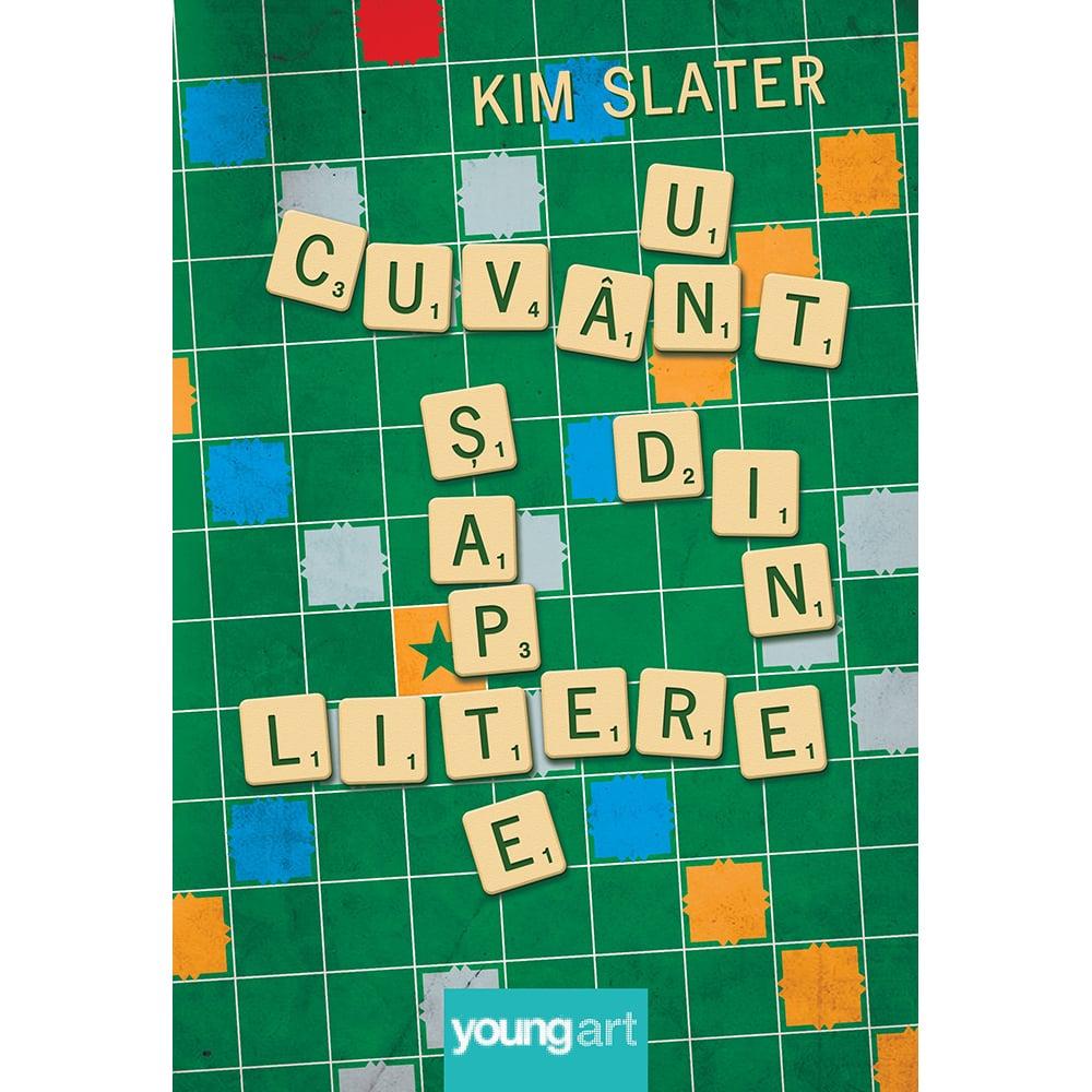 Carte Editura Arthur, Un cuvant din sapte litere, Kim Slater