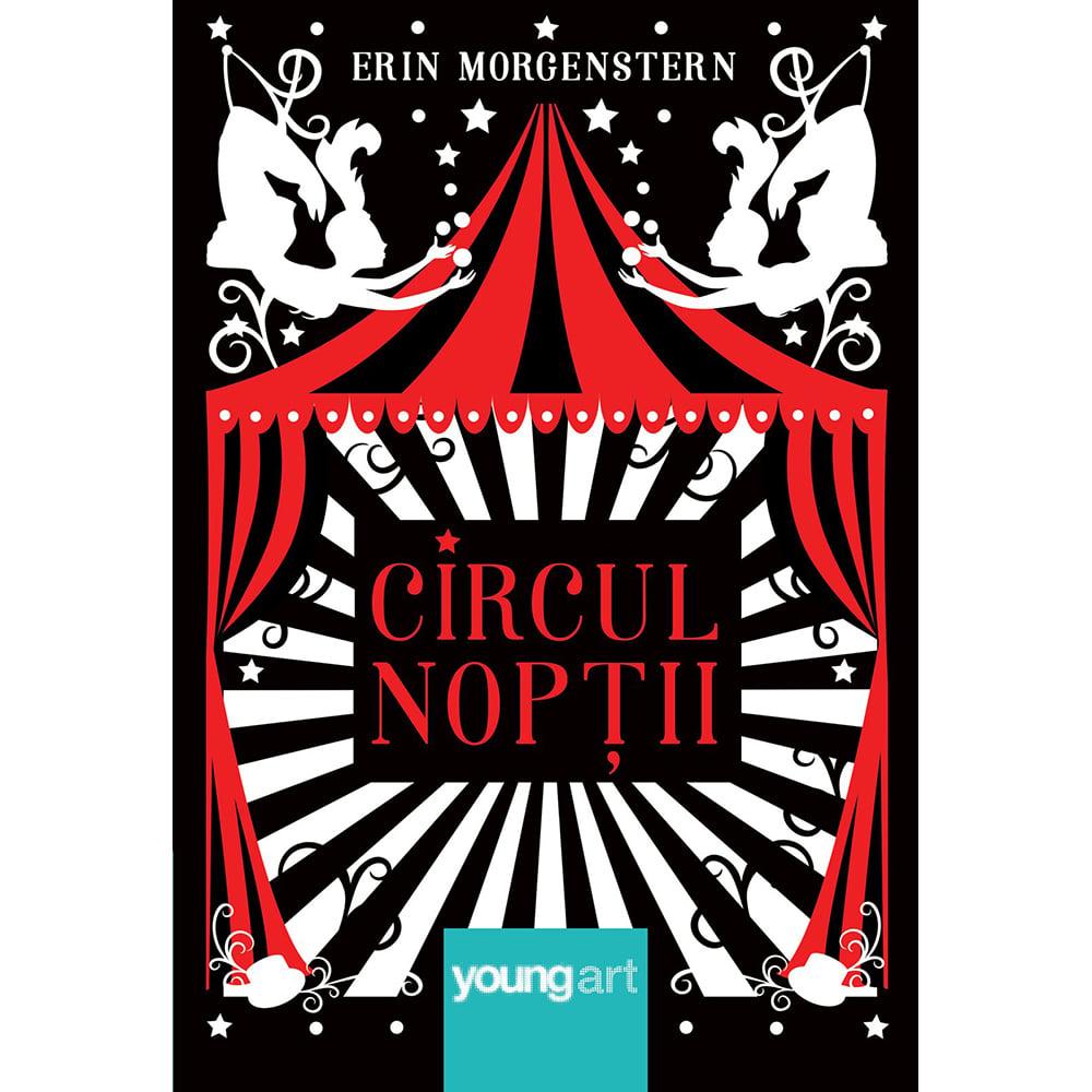 Carte Editura Arthur, Circul noptii, Erin Morgenstern