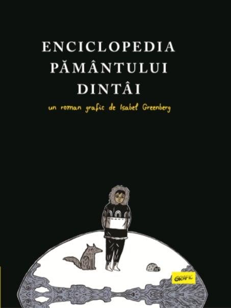 Enciclopedia Pamantului dintai, Isabel Greenberg imagine