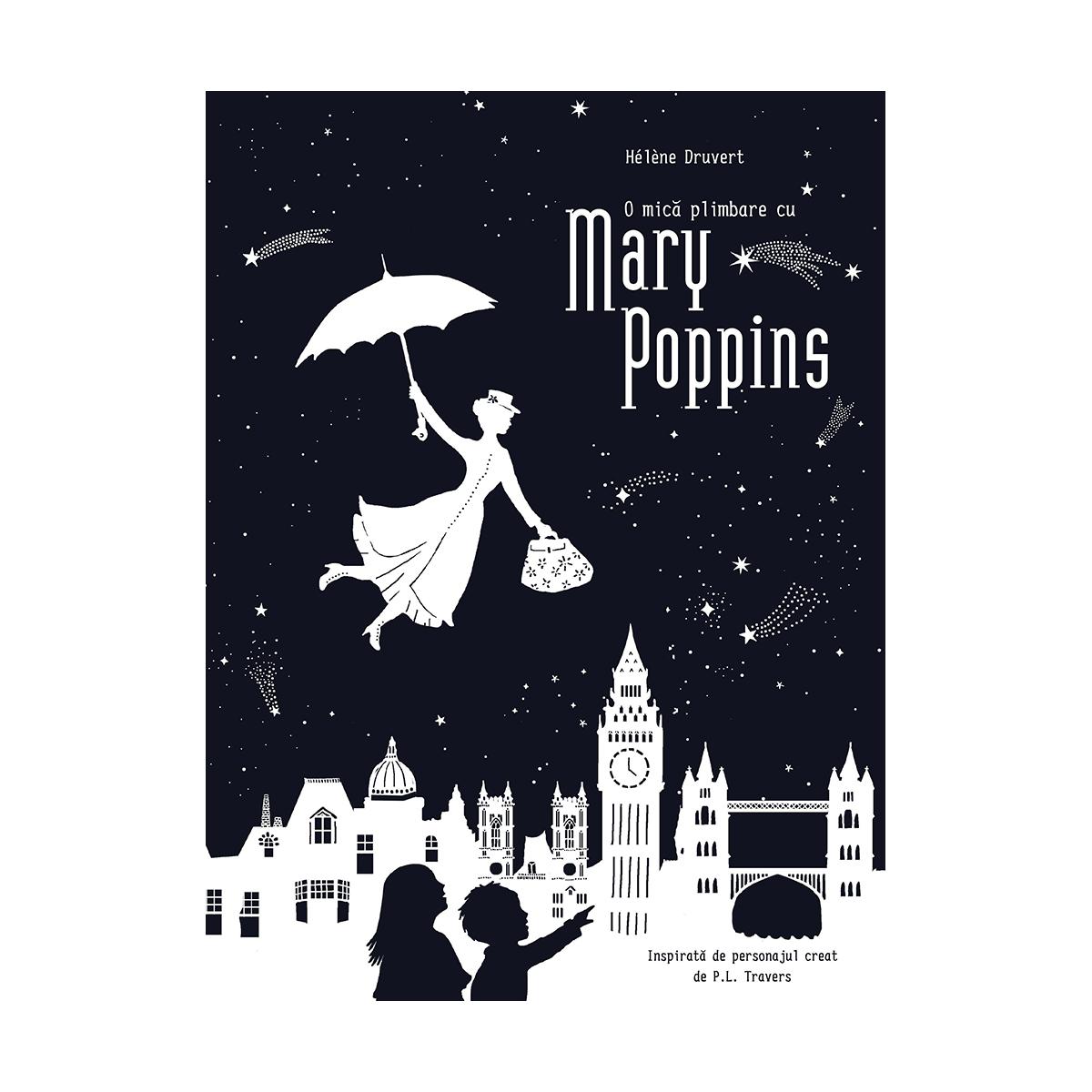 Carte Editura Arthur, O mica plimbare cu Mary Poppins