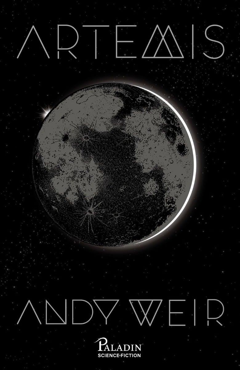 Artemis, Andy Weir imagine