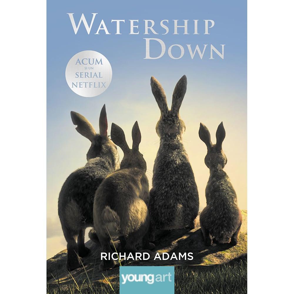 Carte Editura Arthur, Watership down, Richard Adams