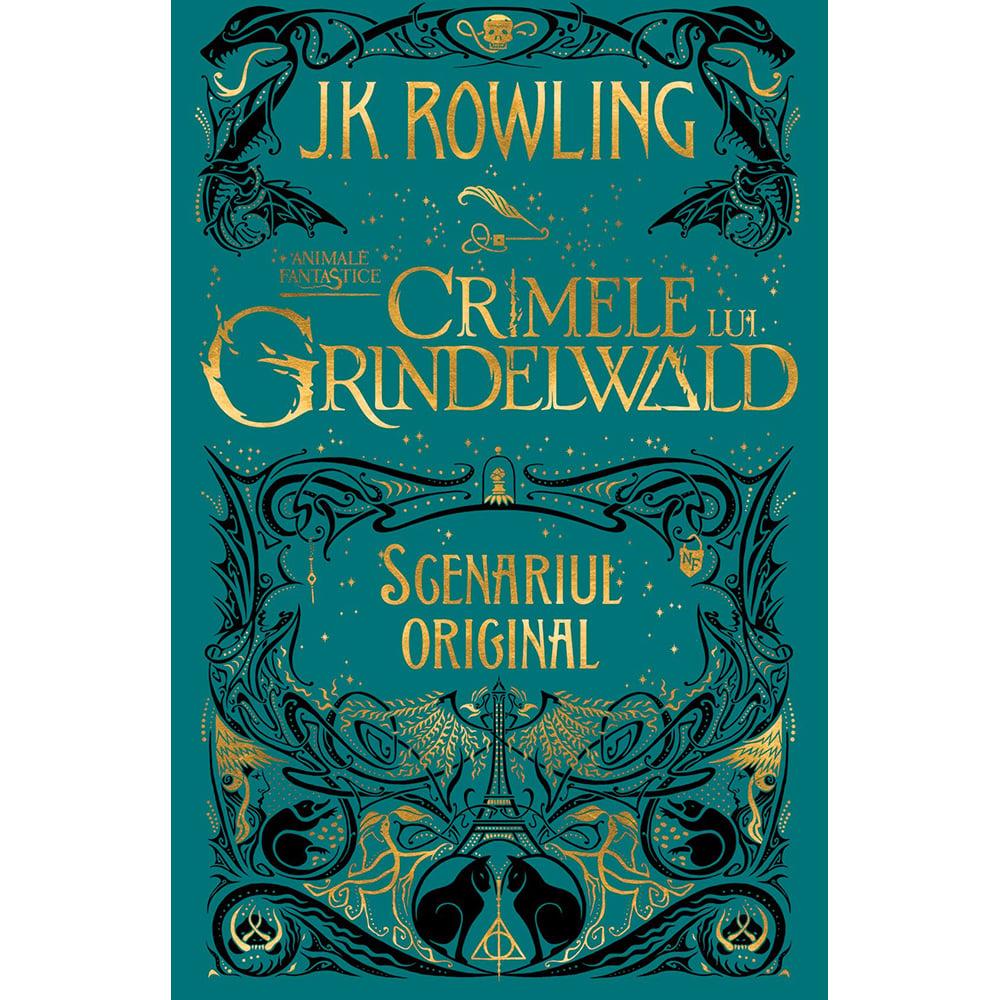 Carte Editura Arthur, Animale fantastice 2. Crimele lui Grindelwald, J.K. Rowling