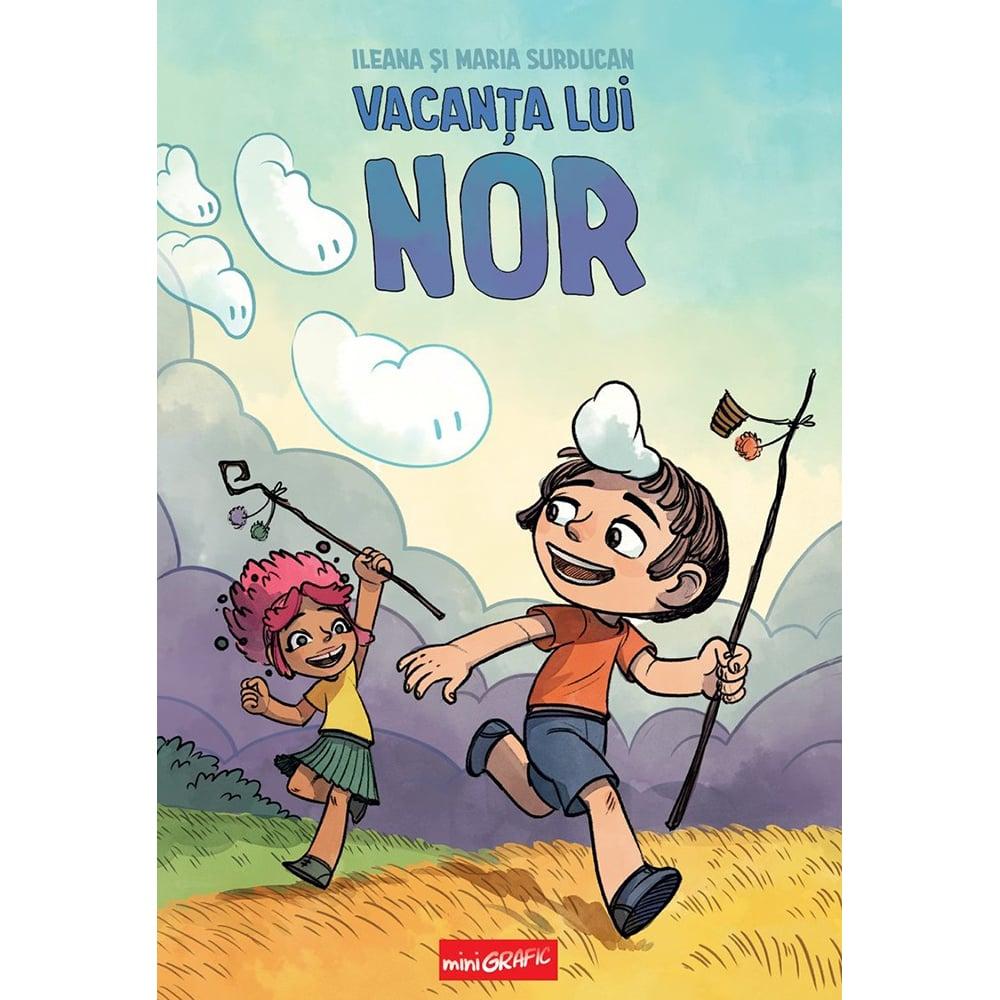 Carte Editura Arthur, Vacanta lui Nor, Ileana Surducan, Maria Surducan