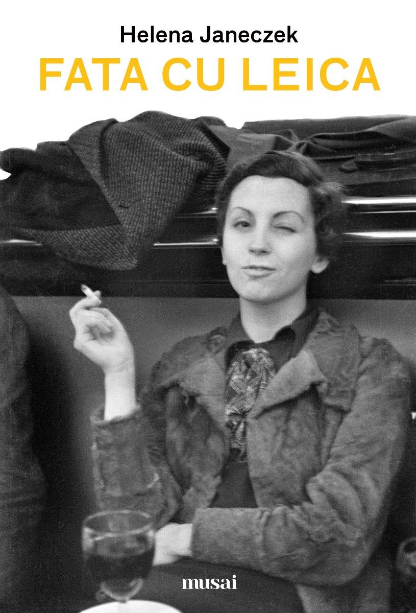 Fata cu Leica, Helena Janeczek imagine