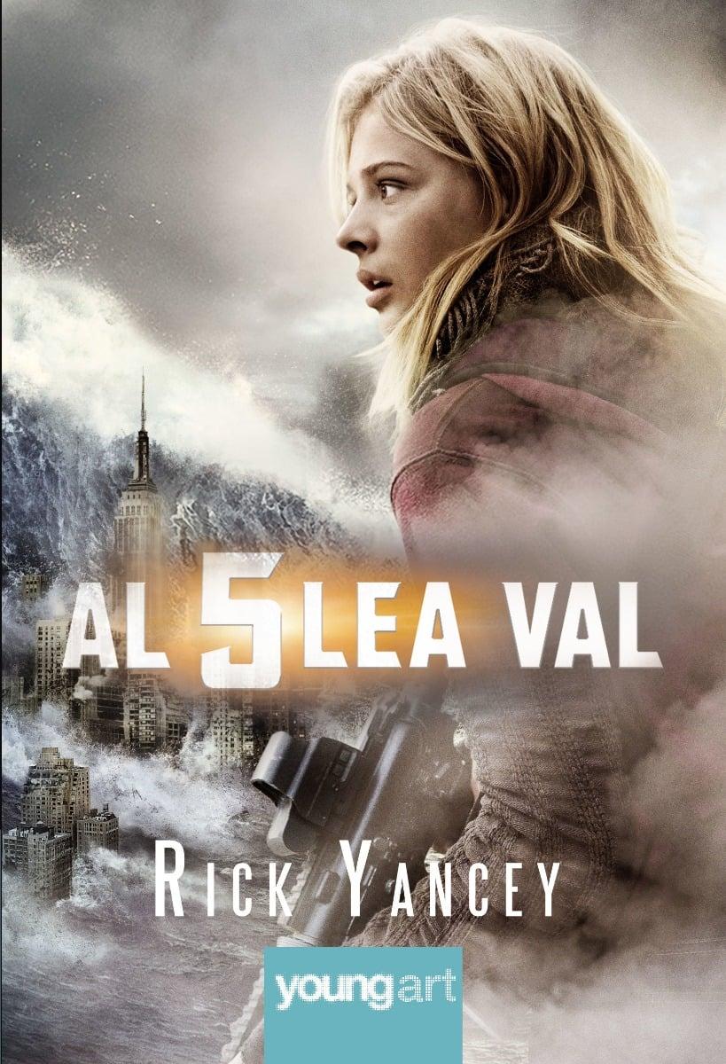 Al cincilea val Vol.1, Rick Yancey imagine