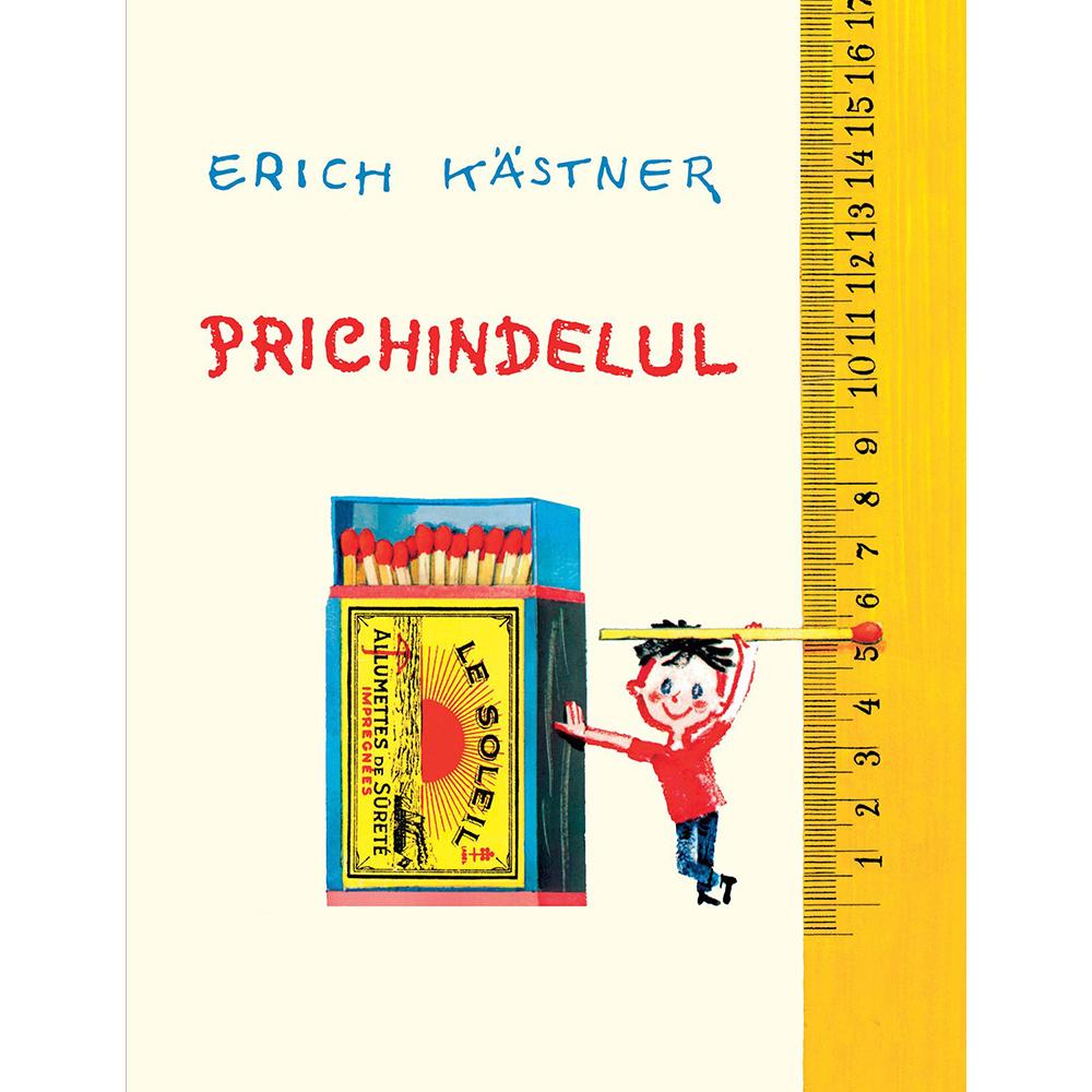 Carte Editura Arthur, Prichindelul, Erich Kastner imagine