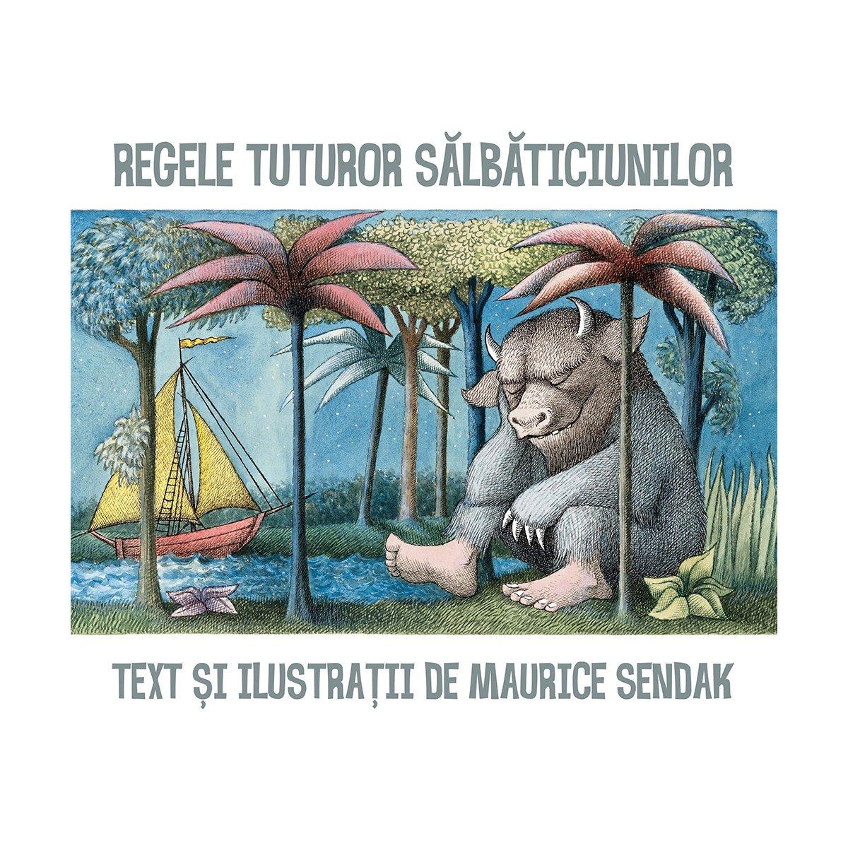 Carte Editura Arthur, Regele tuturor salbaticiunilor imagine 2021
