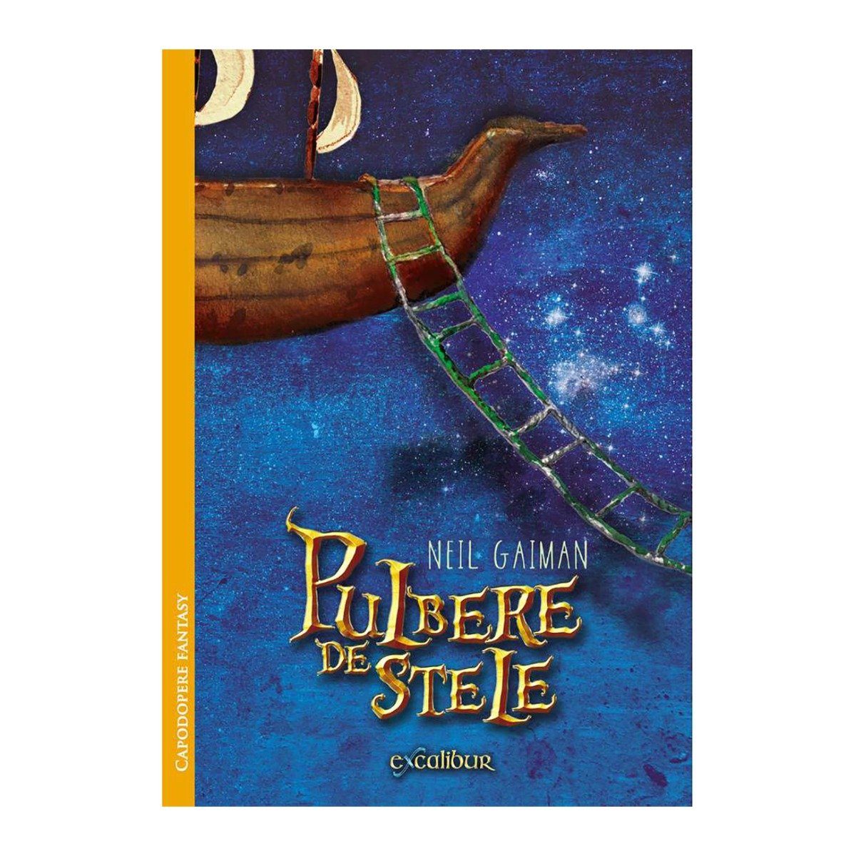 Carte Editura Arthur, Pulbere de stele, Neil Gaiman