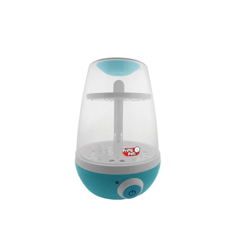 Sterilizator electric cu aburi pentru 5 biberoane Primii Pasi imagine