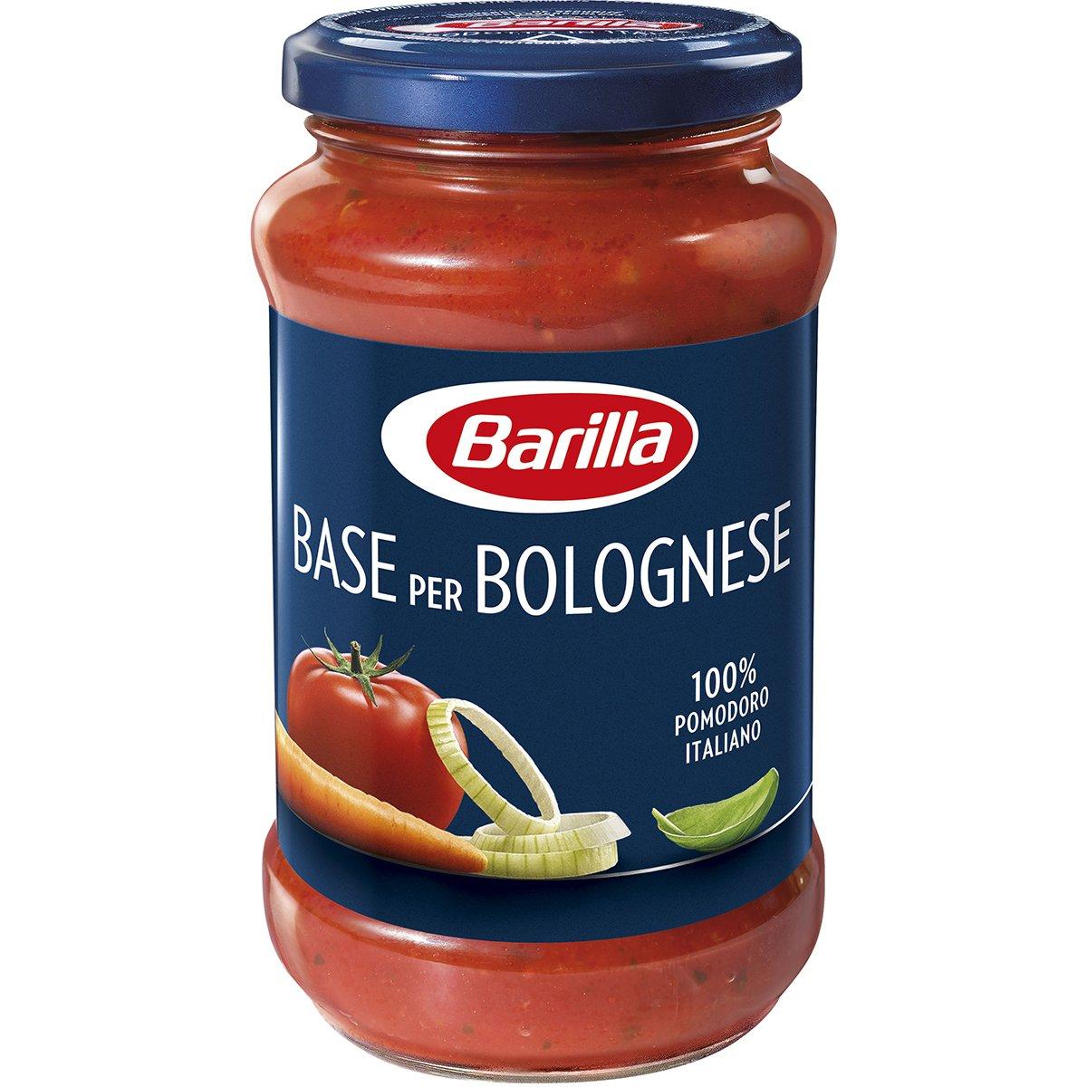 Sos pentru paste Bolognese fara carne Barilla, 400 g imagine