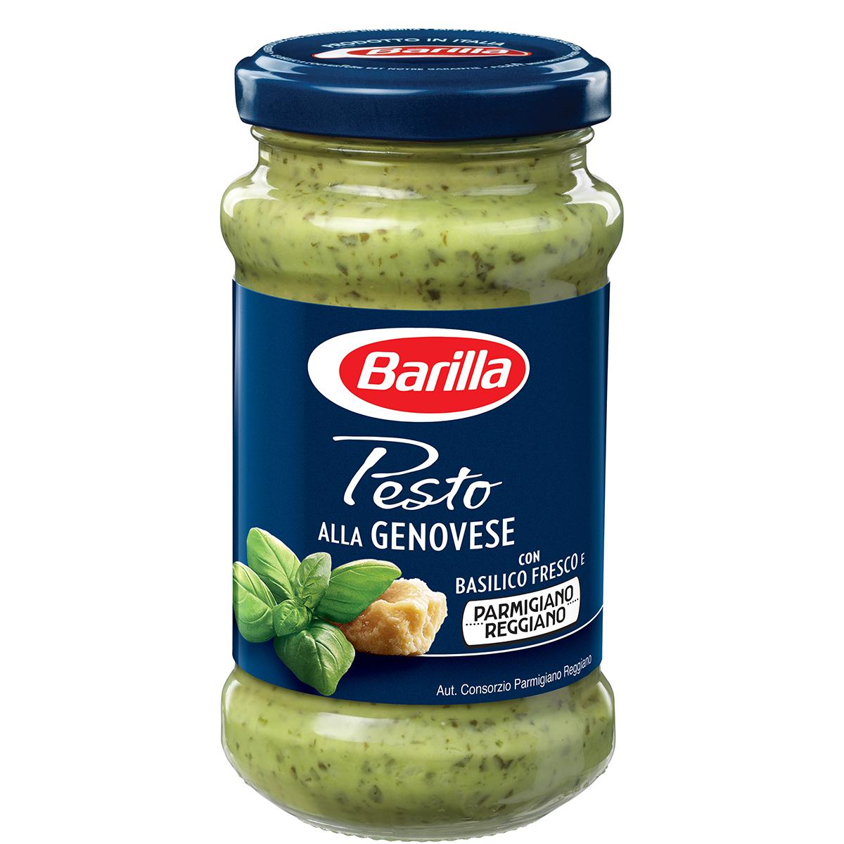 Sos Pesto alla Genovese Barilla, 190 g imagine