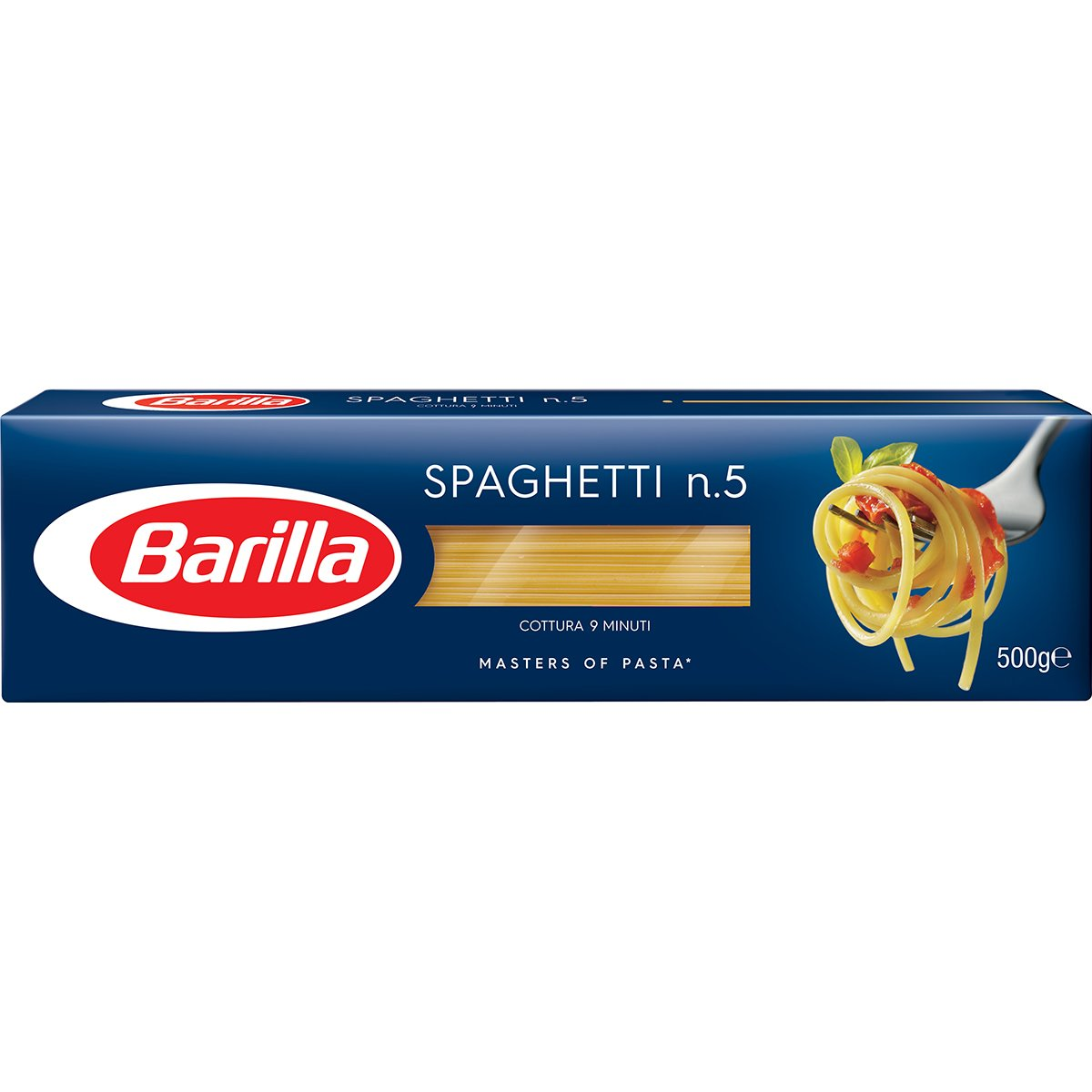 Spaghetti n.5 Barilla, 500 g imagine
