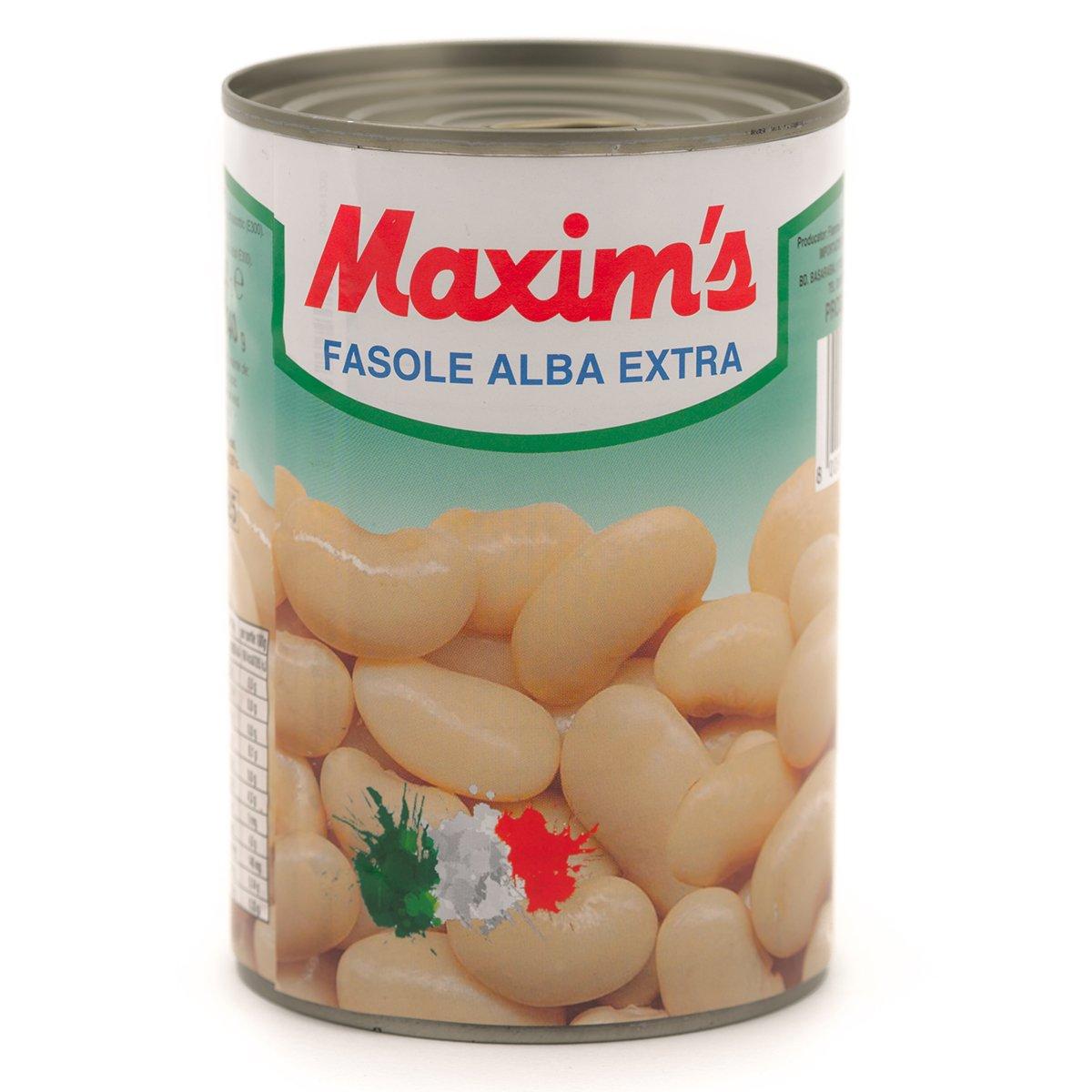 Fasole alba Cannellini Maxim's, 400 g imagine