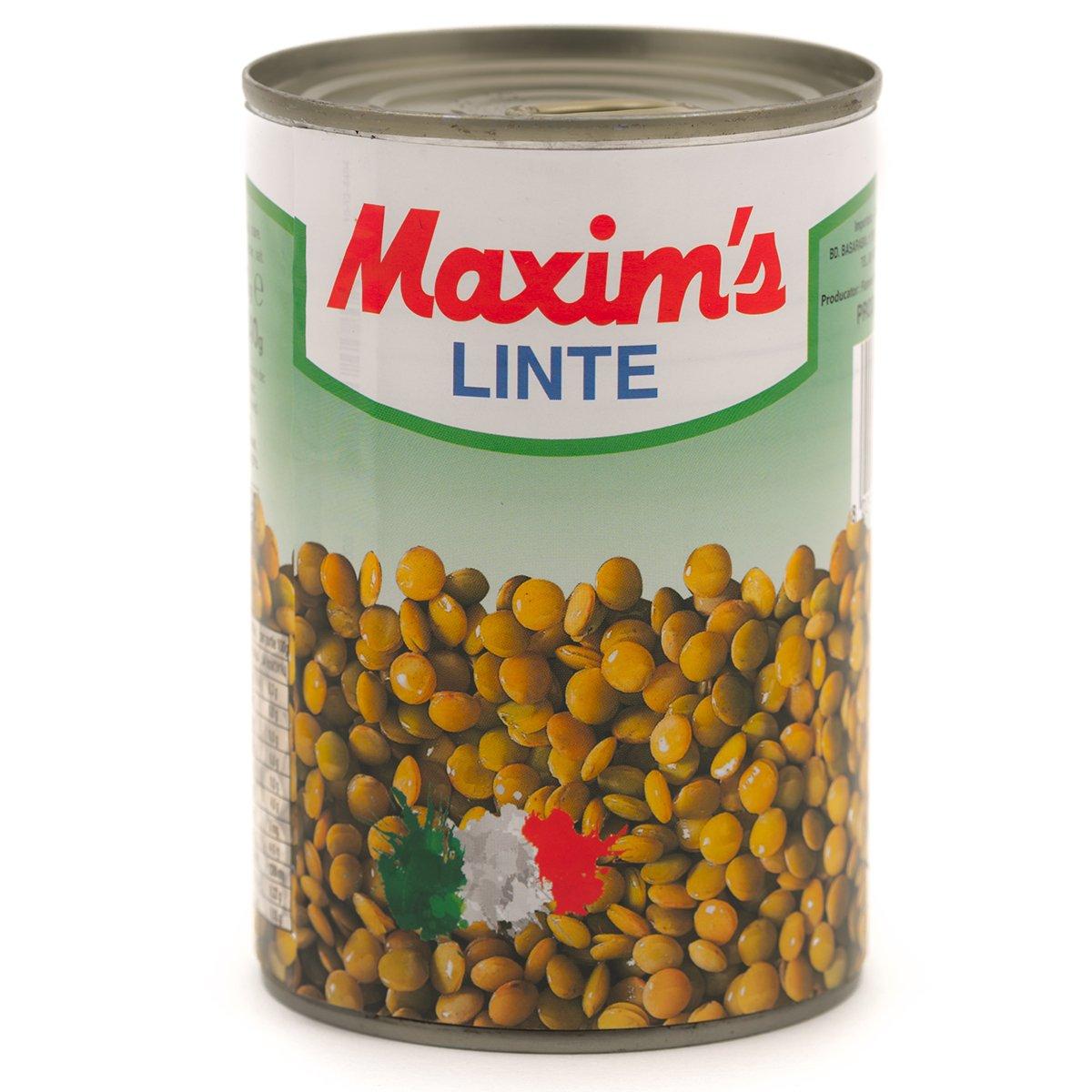 Linte Maxim's, 400 g imagine