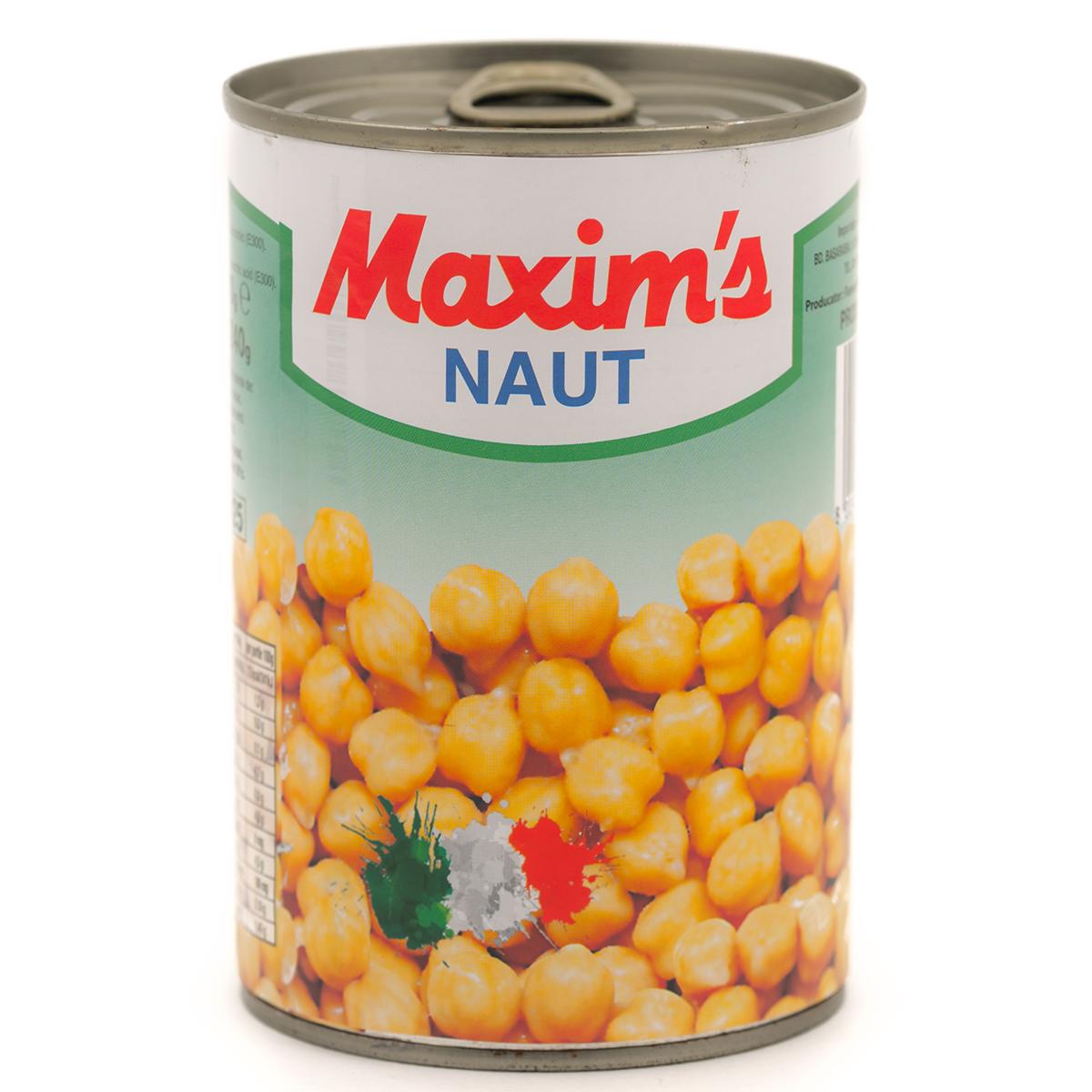Naut Maxim's, 400 g imagine