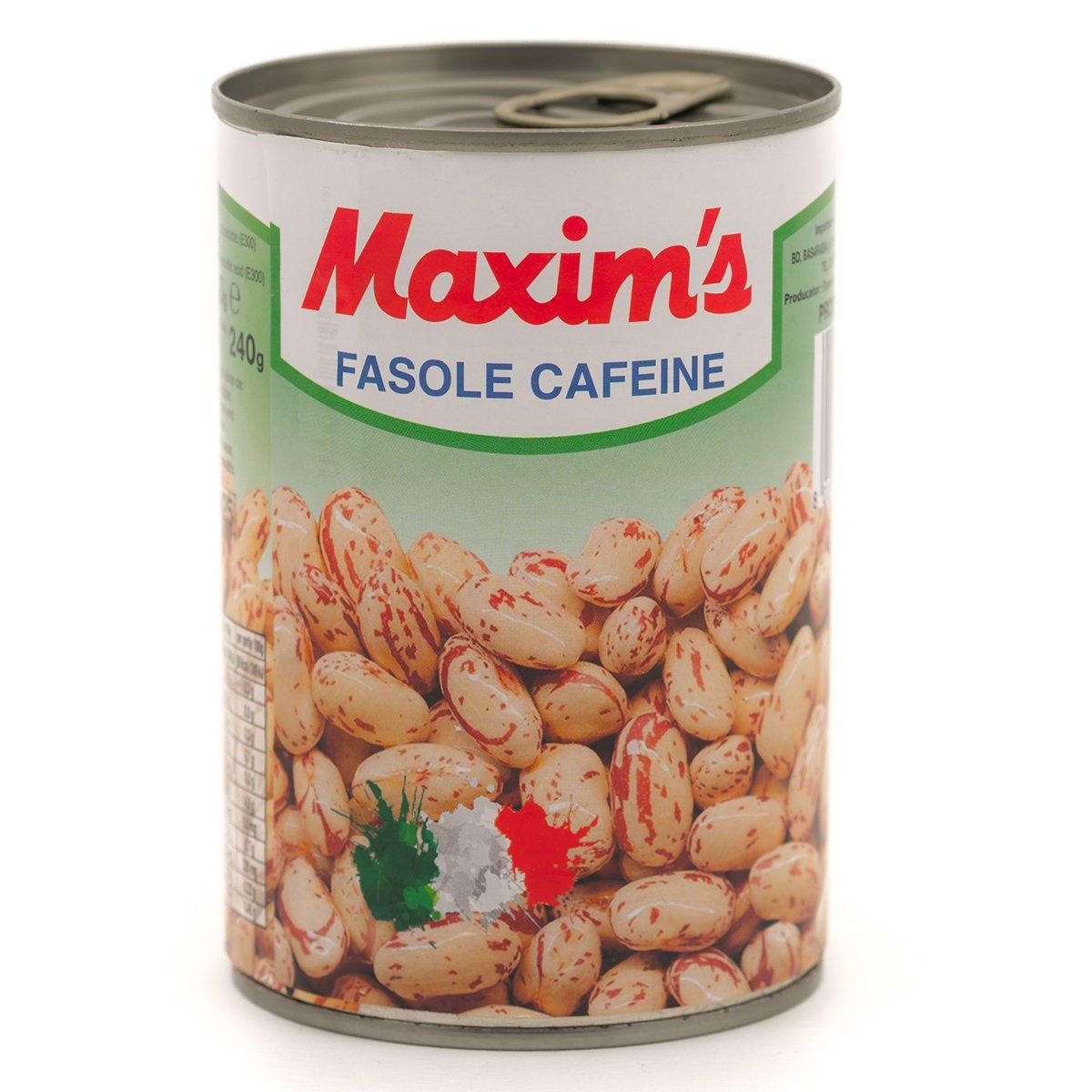 Fasole Borlotti Maxim's, 400 g imagine