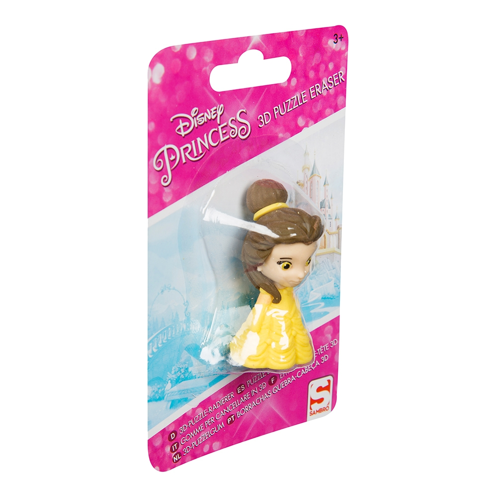 Radiera 3D Puzzle Disney Princess - Belle
