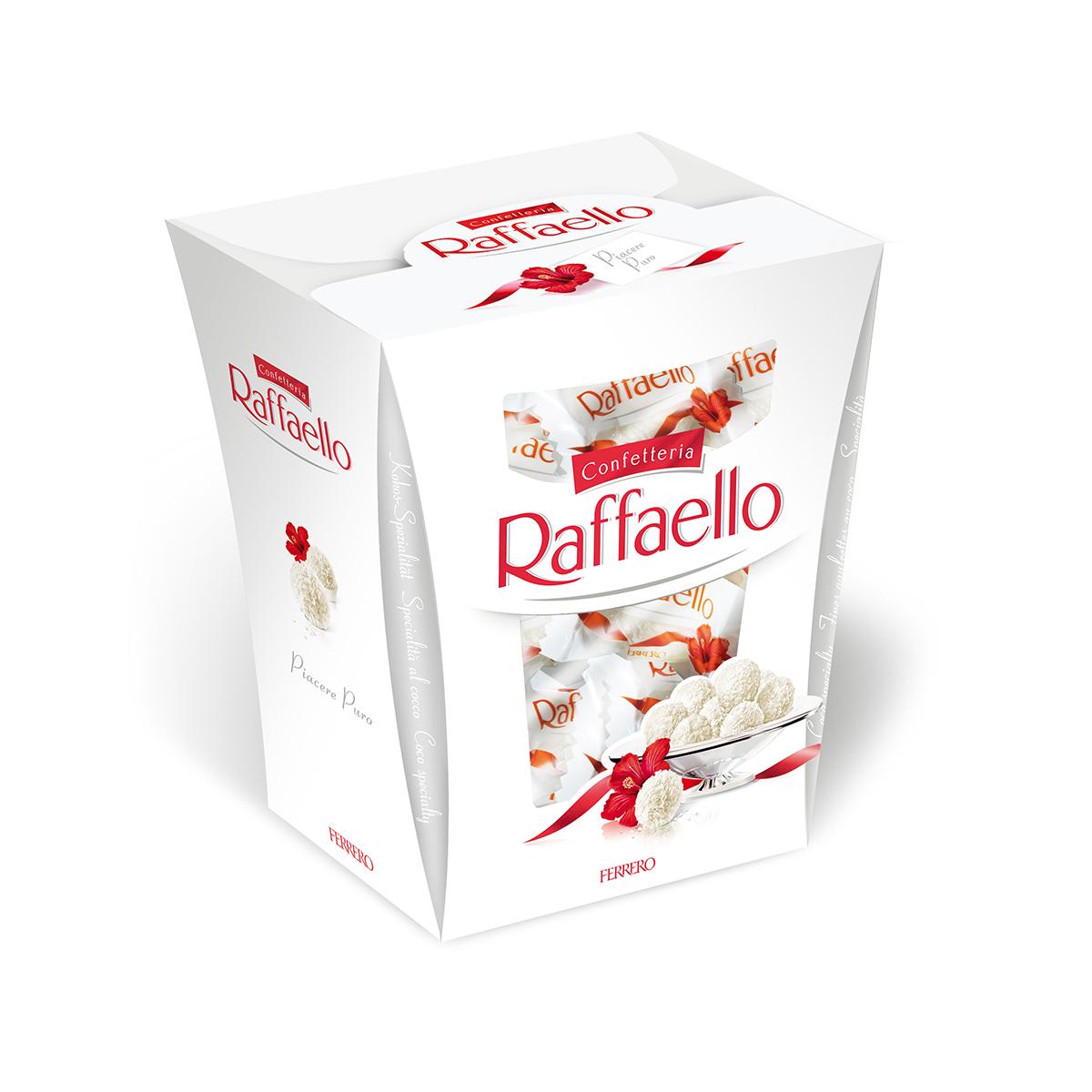 Praline cu cocos si migdale Raffaello, 230 g imagine