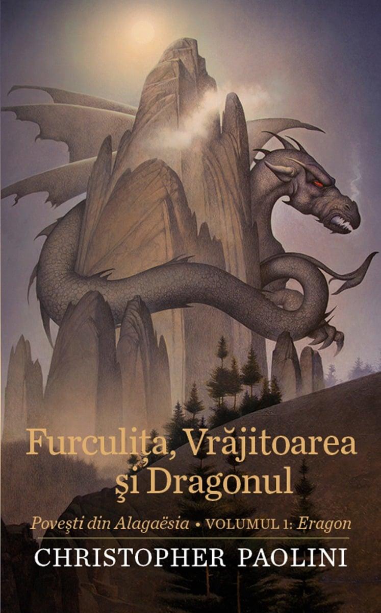 Furculita, vrajitoarea si dragonul, Christopher Paolini